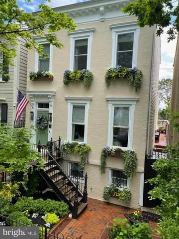 1415 33RD Street NW, WASHINGTON, DC 20007 (#DCDC525194) :: The Redux Group