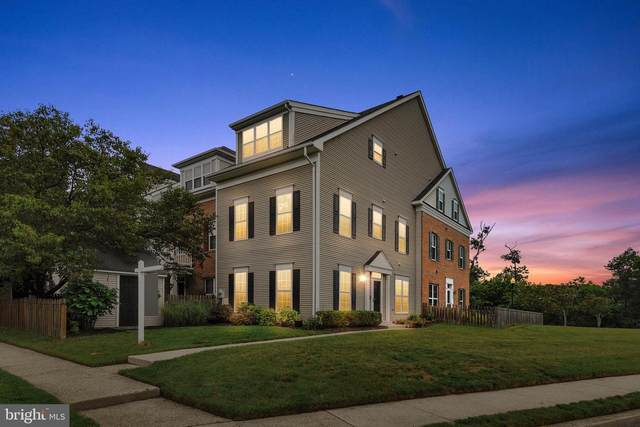 8719 Morning Breeze Court, ODENTON, MD 21113 (#MDAA470892) :: The Mike Coleman Team