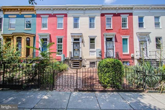 1536 8TH Street NW, WASHINGTON, DC 20001 (#DCDC525232) :: Bic DeCaro & Associates