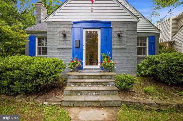 4951 Eskridge Terrace NW, WASHINGTON, DC 20016 (#DCDC525236) :: Sunrise Home Sales Team of Mackintosh Inc Realtors