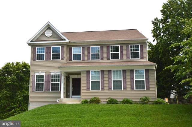 7112 Kings Point Way, COLUMBIA, MD 21046 (#MDHW295874) :: The Redux Group