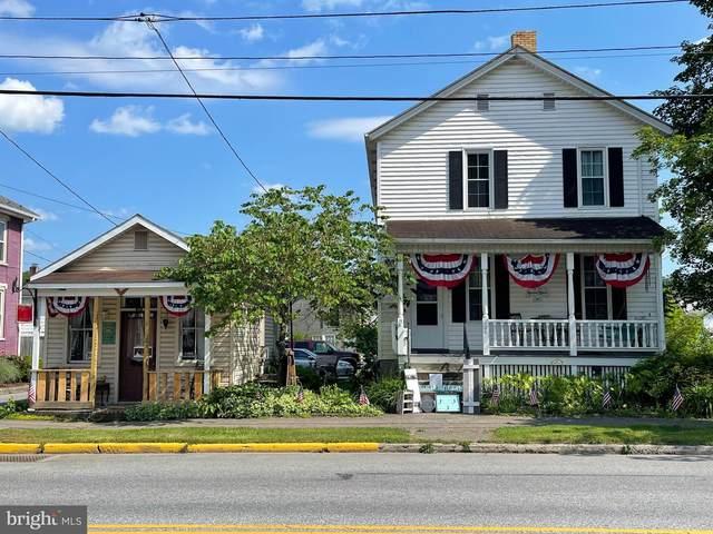 128 W. Main Street, EVERETT, PA 15537 (#PABD102792) :: Shamrock Realty Group, Inc