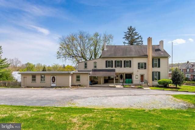121 Manor Avenue, DOWNINGTOWN, PA 19335 (#PACT538532) :: Charis Realty Group