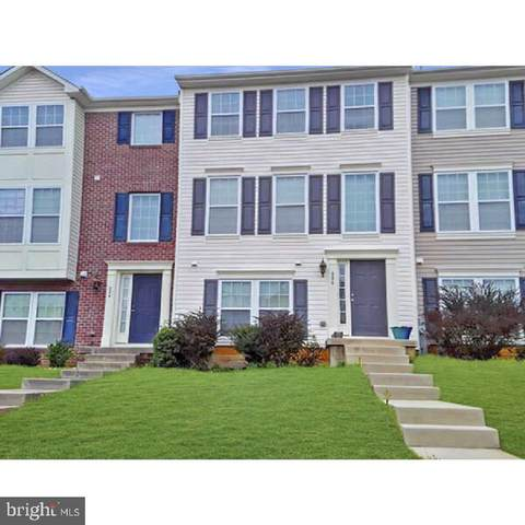 606 Snowberry Way, ABERDEEN, MD 21001 (#MDHR260950) :: Century 21 Dale Realty Co