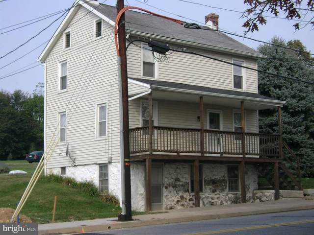 112 S Main Street, YORK NEW SALEM, PA 17371 (#PAYK159914) :: The Heather Neidlinger Team With Berkshire Hathaway HomeServices Homesale Realty