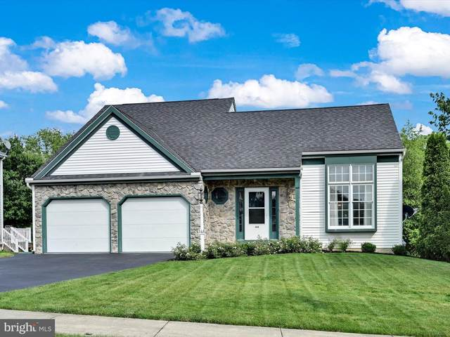 148 Laurie Lane, LITITZ, PA 17543 (#PALA183556) :: The Craig Hartranft Team, Berkshire Hathaway Homesale Realty