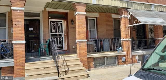 2237 W Huntingdon Street, PHILADELPHIA, PA 19132 (#PAPH1025216) :: RE/MAX Main Line