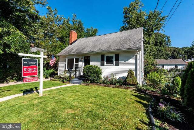 805 Kerwin Road, SILVER SPRING, MD 20901 (#MDMC762534) :: New Home Team of Maryland