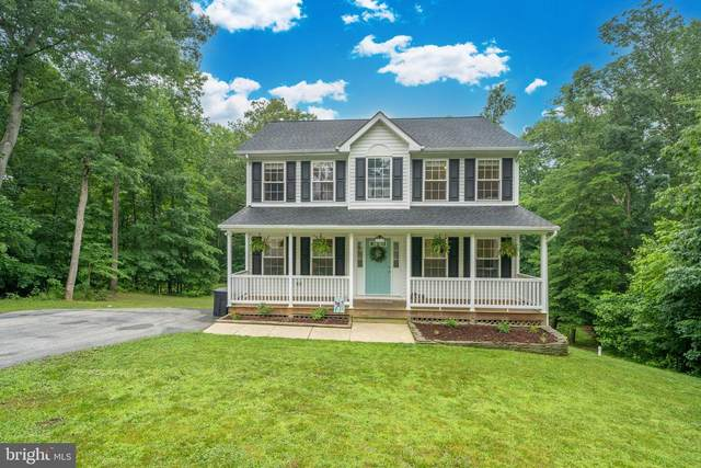 719 Cougar Court, LUSBY, MD 20657 (#MDCA183406) :: Berkshire Hathaway HomeServices McNelis Group Properties