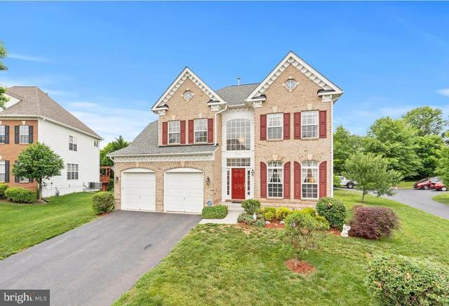 14702 Richard Simpson Lane, CENTREVILLE, VA 20121 (#VAFX1207492) :: Eng Garcia Properties, LLC