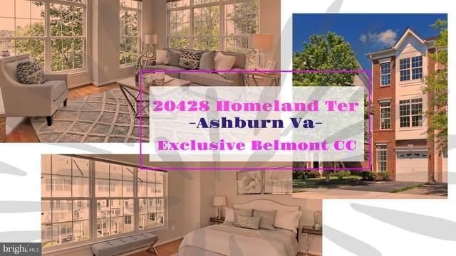20428 Homeland Terrace, ASHBURN, VA 20147 (#VALO441008) :: Shamrock Realty Group, Inc