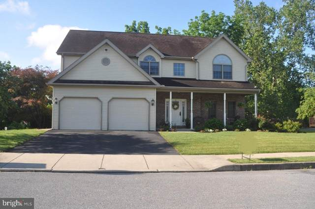 1420 Todd Court, ANNVILLE, PA 17003 (#PALN119678) :: Iron Valley Real Estate