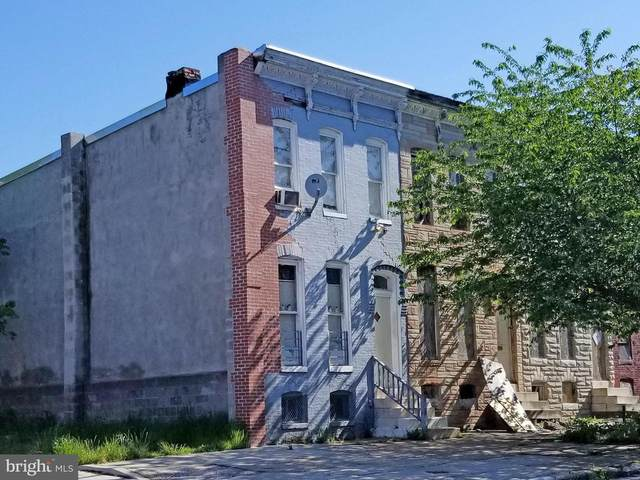 1122 Riggs Avenue, BALTIMORE, MD 21217 (#MDBA554346) :: The Mike Coleman Team
