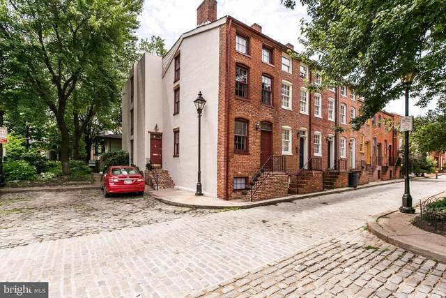 111 Welcome Alley, BALTIMORE, MD 21201 (#MDBA554352) :: Peter Knapp Realty Group