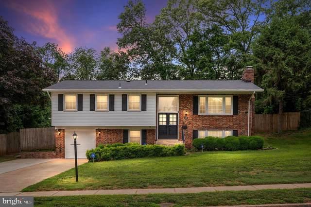 8219 Smithfield Avenue, SPRINGFIELD, VA 22152 (#VAFX1207820) :: The MD Home Team