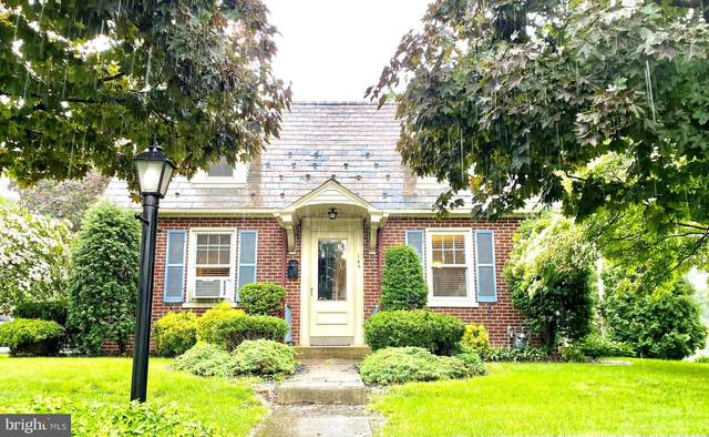 165 N 4TH Street, SOUDERTON, PA 18964 (#PAMC696610) :: The Paul Hayes Group | eXp Realty