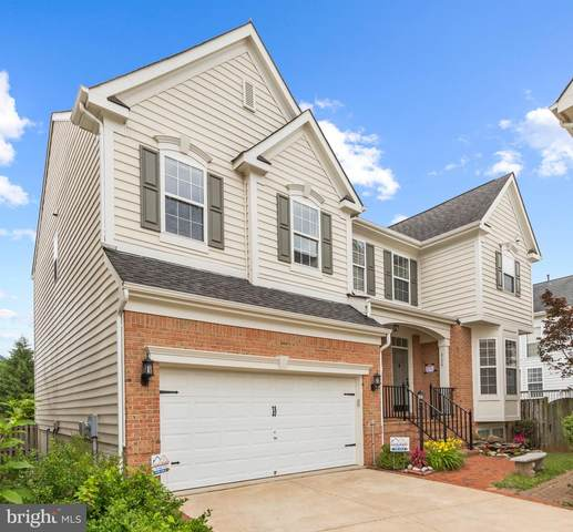 4159 Travers Court, CHANTILLY, VA 20151 (#VAFX1208008) :: Sunrise Home Sales Team of Mackintosh Inc Realtors