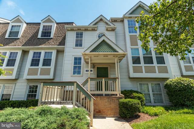 14235 Jib Street #11, LAUREL, MD 20707 (#MDPG609654) :: Revol Real Estate