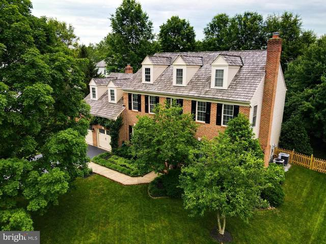 503 Brindley Place SW, LEESBURG, VA 20175 (#VALO441230) :: The Gold Standard Group