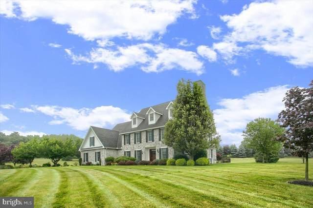 83 Kelly Drive, CARLISLE, PA 17015 (#PACB135898) :: The Joy Daniels Real Estate Group
