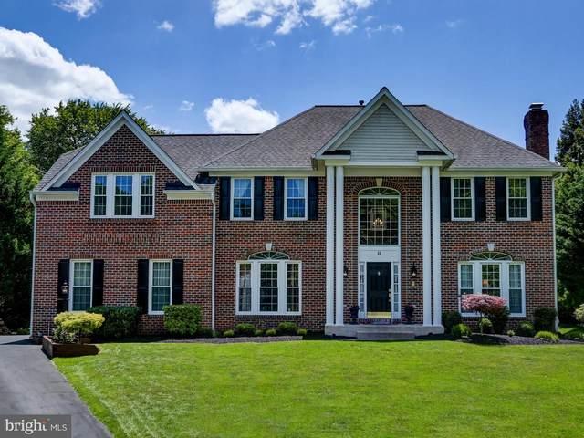 11 Selsed Garth, LUTHERVILLE TIMONIUM, MD 21093 (#MDBC532370) :: Revol Real Estate