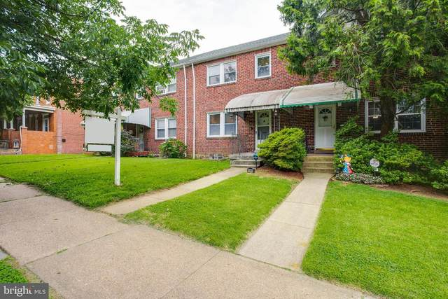 1405 W 41ST Street, BALTIMORE, MD 21211 (#MDBA554814) :: The Mike Coleman Team