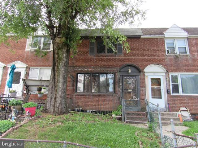 1328 Parker Street, CHESTER, PA 19013 (#PADE548496) :: The Mike Coleman Team