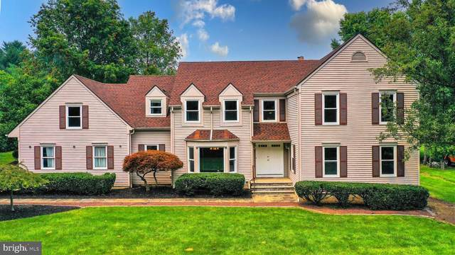 21 Buckingham Drive, PRINCETON, NJ 08540 (#NJME314020) :: Shamrock Realty Group, Inc
