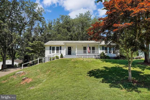 6608 Lancaster Drive, WARRENTON, VA 20187 (#VAFQ171060) :: McClain-Williamson Realty, LLC.