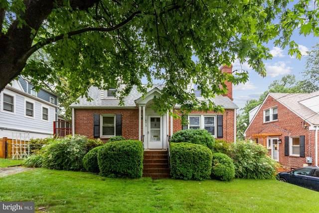 6213 18TH Street N, ARLINGTON, VA 22205 (#VAAR183374) :: Eng Garcia Properties, LLC