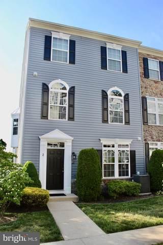 2 Fox Court, RIVERSIDE, NJ 08075 (MLS #NJBL399964) :: The Dekanski Home Selling Team
