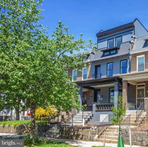802 L Street NE #1, WASHINGTON, DC 20002 (#DCDC526464) :: Shamrock Realty Group, Inc