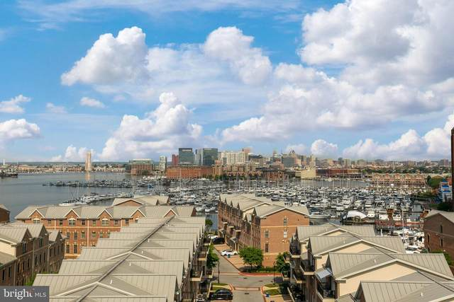 2702 Lighthouse Point E #716, BALTIMORE, MD 21224 (#MDBA554978) :: The Dailey Group