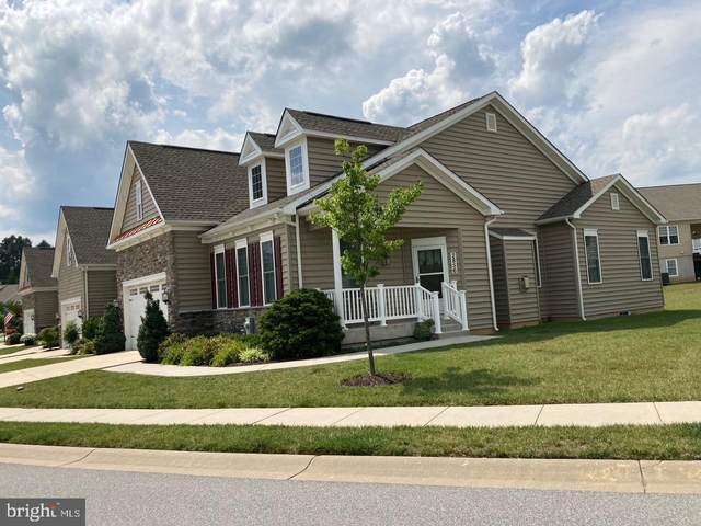 2856 Chauncey Hill Drive #43, MANCHESTER, MD 21102 (#MDCR205380) :: Peter Knapp Realty Group