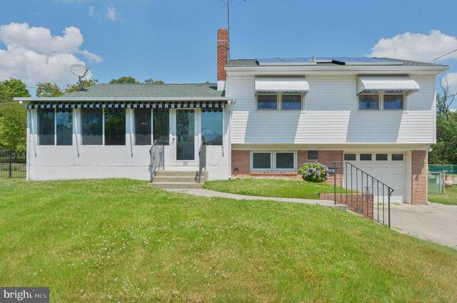 85 Clement Drive, SOMERDALE, NJ 08083 (MLS #NJCD422218) :: The Sikora Group