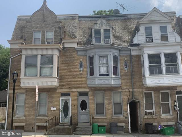 30 W Jackson Street, YORK, PA 17401 (#PAYK160410) :: Flinchbaugh & Associates