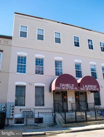 650 Newton Place NW #1, WASHINGTON, DC 20010 (#DCDC526598) :: Sunrise Home Sales Team of Mackintosh Inc Realtors