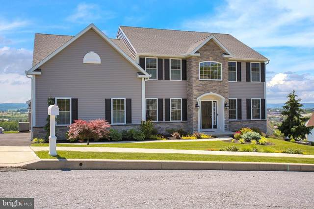 118 Alex Ct, KUTZTOWN, PA 19530 (#PABK379180) :: Colgan Real Estate