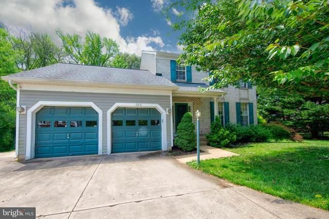 380 Applesby Lane, ABERDEEN, MD 21001 (#MDHR261268) :: Arlington Realty, Inc.