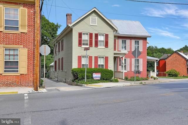 201 South Main, MERCERSBURG, PA 17236 (#PAFL180484) :: The Joy Daniels Real Estate Group