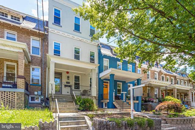 714 Varnum Street NW #1, WASHINGTON, DC 20011 (#DCDC526660) :: Sunrise Home Sales Team of Mackintosh Inc Realtors