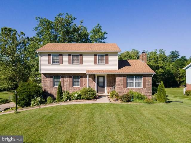 588 Shenwood Avenue, WOODSTOCK, VA 22664 (#VASH122596) :: Revol Real Estate