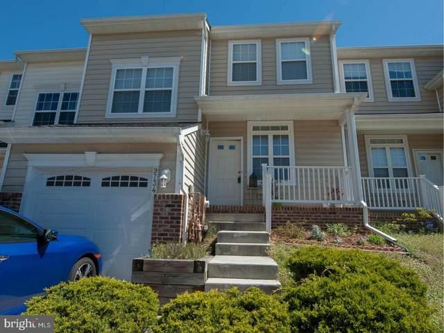 9734 Evening Bird Lane, LAUREL, MD 20723 (#MDHW296310) :: Better Homes Realty Signature Properties