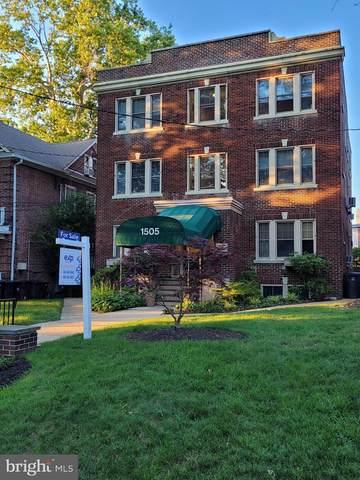 1505-UNIT 1B Delaware Avenue 1B, WILMINGTON, DE 19806 (#DENC528868) :: The Matt Lenza Real Estate Team