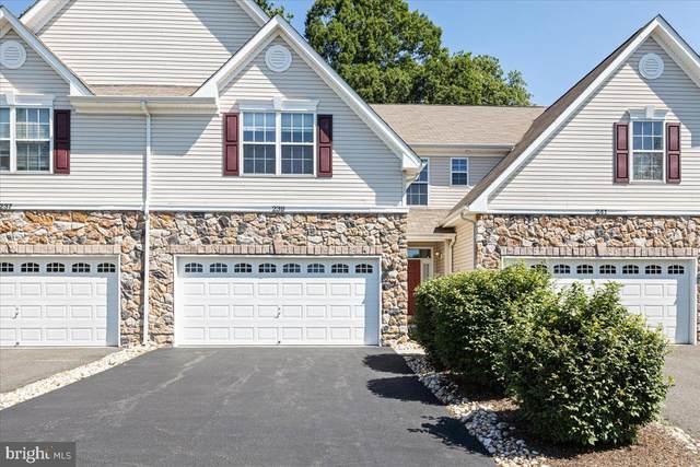 239 Concord Place, PENNINGTON, NJ 08534 (#NJME314168) :: Jason Freeby Group at Keller Williams Real Estate