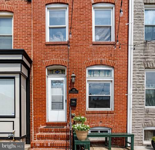 303 S Chester Street, BALTIMORE, MD 21231 (#MDBA555190) :: Century 21 Dale Realty Co