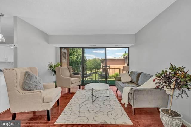 3710 N Rosser Street #202, ALEXANDRIA, VA 22311 (#VAFX1209350) :: Eng Garcia Properties, LLC