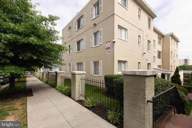 713 Brandywine Street SE B2, WASHINGTON, DC 20032 (#DCDC526766) :: Mortensen Team