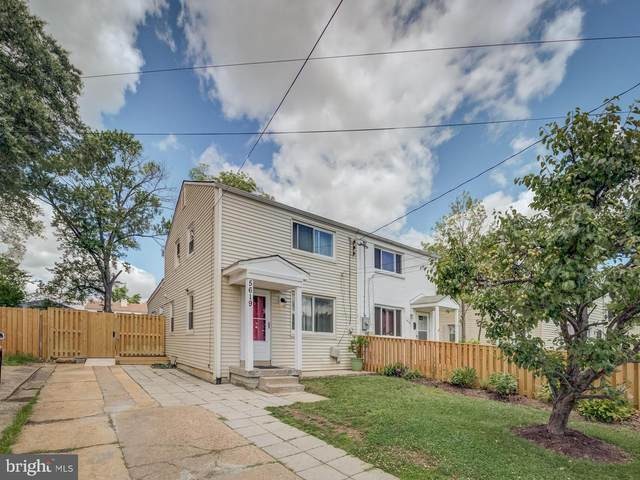 5619 8TH Street S, ARLINGTON, VA 22204 (#VAAR183482) :: Debbie Dogrul Associates - Long and Foster Real Estate