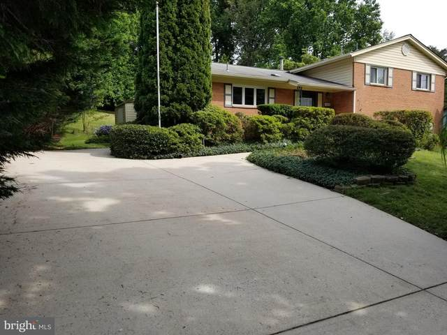 1029 Cresthaven Drive, SILVER SPRING, MD 20903 (#MDMC763976) :: The Sky Group